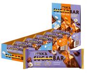 Протеиновый батончик Фундук-шоколад с карамелью FitnesShock, 50гр х 12 шт