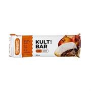 KULTLAB протеиновый батончик Kult Bar, 60 г: яблочный штрудель