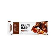 KULTLAB протеиновый батончик Kult Bar, 60 г: шоколад - орех