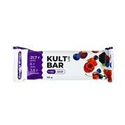 KULTLAB протеиновый батончик Kult Bar, 60 г: лесные ягоды