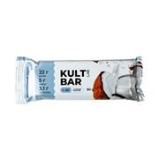 KULTLAB протеиновый батончик Kult Bar, 60 г: кокосовый мусс