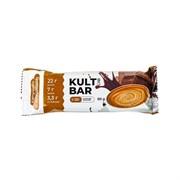 KULTLAB протеиновый батончик Kult Bar, 60 г: капучино - шоколад