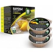 Варенье из кабачков с лимоном со стевией ФитПарад, 300г