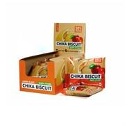 Бисквитное печенье Chikalab Бисквит яблочный штрудель, 9 штук