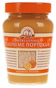 Macedonian Tahini Haitoglou Bros Паста тахини кунжутная с апельсином, 350 г