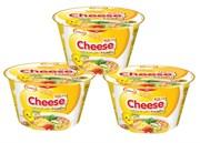 Doshirak Лапша быстрого приготовления Cheese Рамён с сыром, 3 х 95г