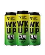 Тонизирующий безалкогольный напиток WK UP лимон - лайм, 3 х 500мл