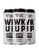 Тонизирующий безалкогольный напиток WK UP Original, 3 х 500мл
