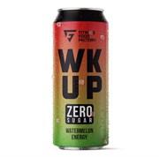 Тонизирующий безалкогольный напиток WK UP Watermelon, 3 х 500мл