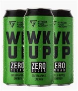 Тонизирующий безалкогольный напиток WK UP Green Aple, 3 х 500мл