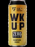 Тонизирующий безалкогольный напиток WK UP Champagne, 3 х 500мл