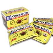 Протеиновый шоколад без сахара Chikalab Шоколад молочный с фундуком, 4 х 100г