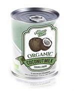 Organic Кокосовое молоко AHYA, (жирн. 17-19%), 400 мл