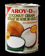 Кокосовые сливки 70% Aroy-D, 560 мл