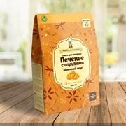 """Смесь для выпечки """"Печенье яблочное с отрубями"""" MVL, 500 г"""