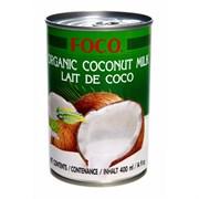 Органическое кокосовое молоко FOCO, 400 мл