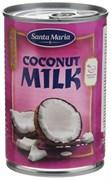 Кокосовое молоко Santa Maria, 400 мл