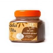 Сливочно-шоколадная паста Dolce Vita на эритрите, 280мл