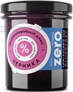 Джем низкокалорийный ZERO Черника, 270 г
