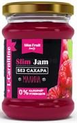Slim Jam L-carnitine Малина, 250 мл