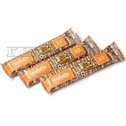 Шоколад Mulatto с миндалем на эритрите и сливках
