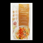 Shirataki, Ширатаки спагетти с морковью