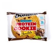 Протеиновое печенье Bombbar ШОКОЛАД + коллаген, 60г