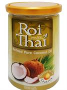 Масло кокосовое 100% рафинированное Roi Thai 600мл
