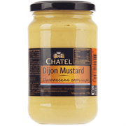 Горчица дижонская CHATEL 370 гр (без сахара)