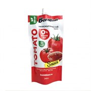 Bombbar Соус низкокалорийный сладкий томат, 250г