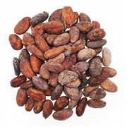 Какао-бобы цельные (Перу) обжаренные, 50г