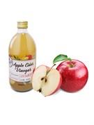 Уксус Ecoce Organic, яблочный, натуральный, нефильтрованный, 500 мл