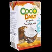 Органическое кокосовое молоко Coco Daily 61%, 1000 мл