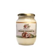 Органическое рафинированное кокосовое масло QUEZON'S BEST, 500 мл