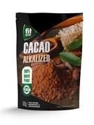 """Какао-порошок обезжиренный (алкализованный) """"ФитАктив"""", 100г"""
