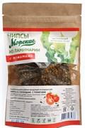 Морские чипсы из ламинарии с томатом, 50г