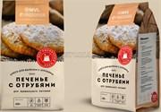 """Смесь для выпечки """"Печенье с отрубями"""" 500 г"""