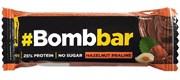 Батончик Bombbar Фундучное пралине в шоколаде, 40г